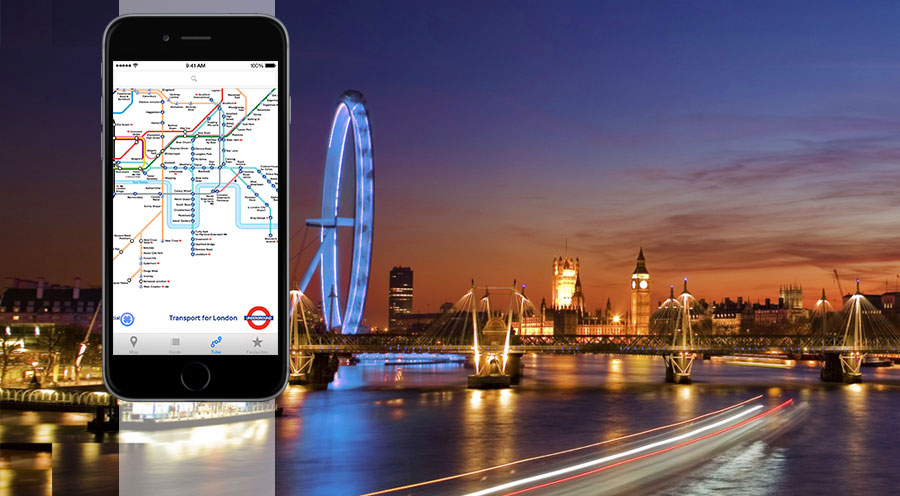 london for less travel app